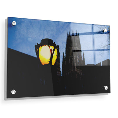 Yale Bulldogs - Dawn Harkness Tower - College Wall Art #Acrylic