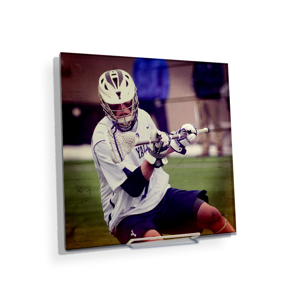 Yale Bulldogs - Lacrosse - College Wall Art #Canvas