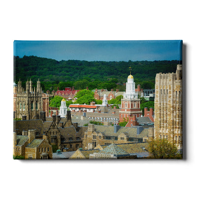 Yale Bulldogs - Yale Campus -College Wall  Art #Canvas