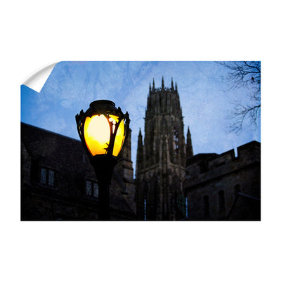 Yale Bulldogs - Dawn Harkness Tower - College Wall Art #Wall Decal