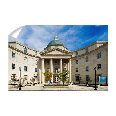 Yale Bulldogs - Sterling Hall of Medicine - College Wall Art #Wall Decal