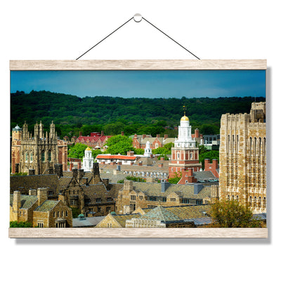 Yale Bulldogs - Yale Campus -College Wall Art #Hanging Canvas