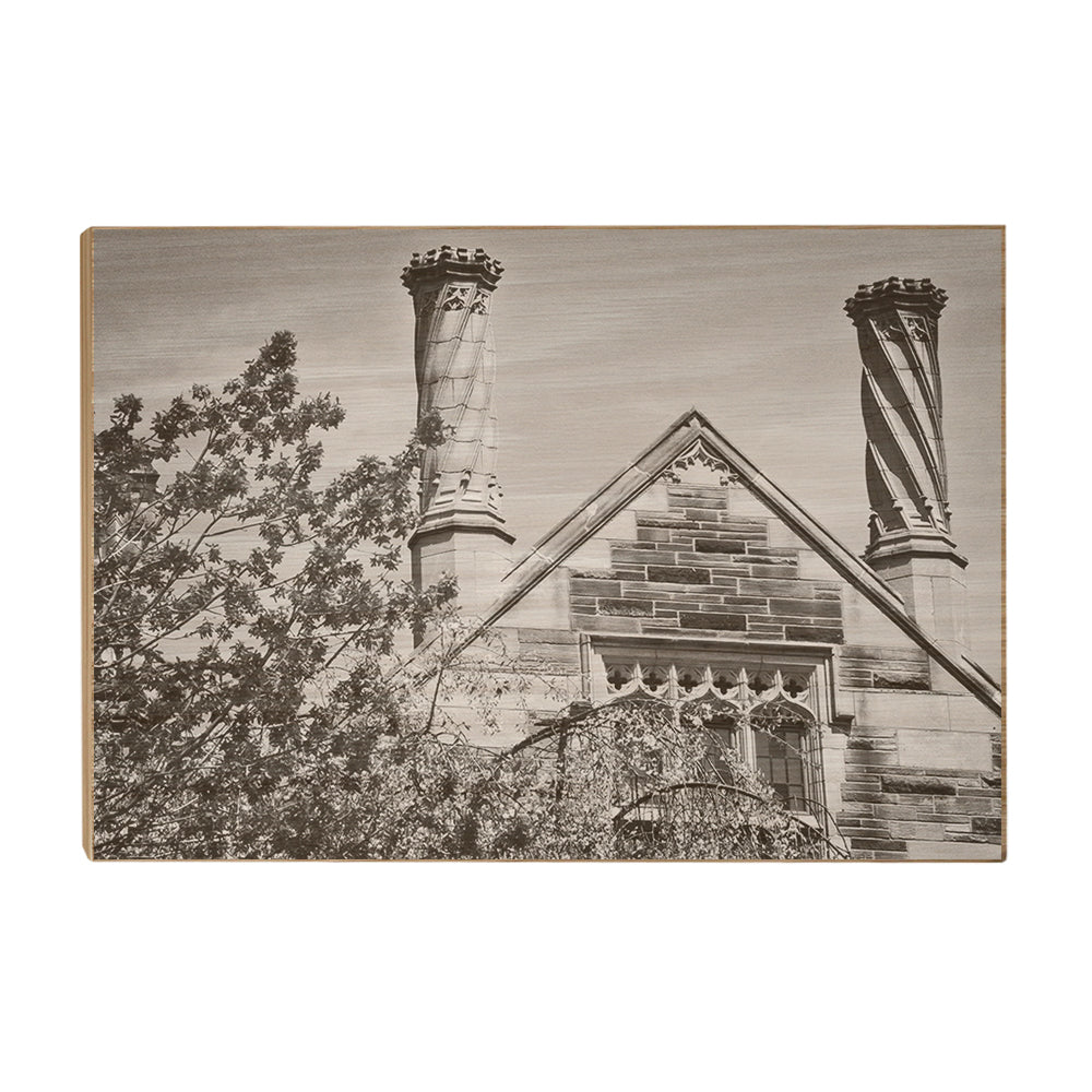 Yale Bulldogs - Yale Architecture - College Wall Art #Canvas