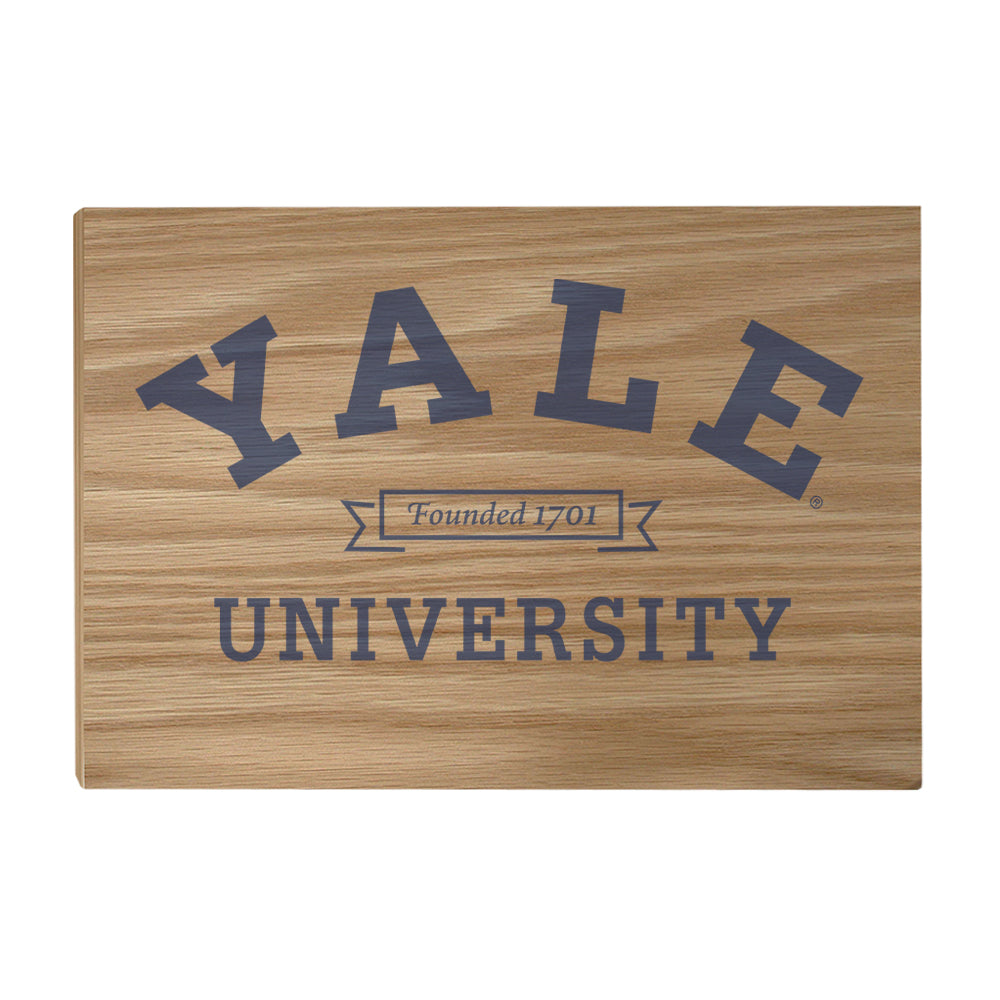 Yale Bulldogs - Yale University founded 1701 #Canvas