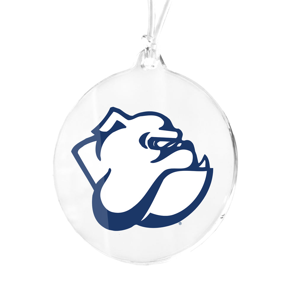 Yale Bulldogs - Bulldog  Bag Tag & Ornament