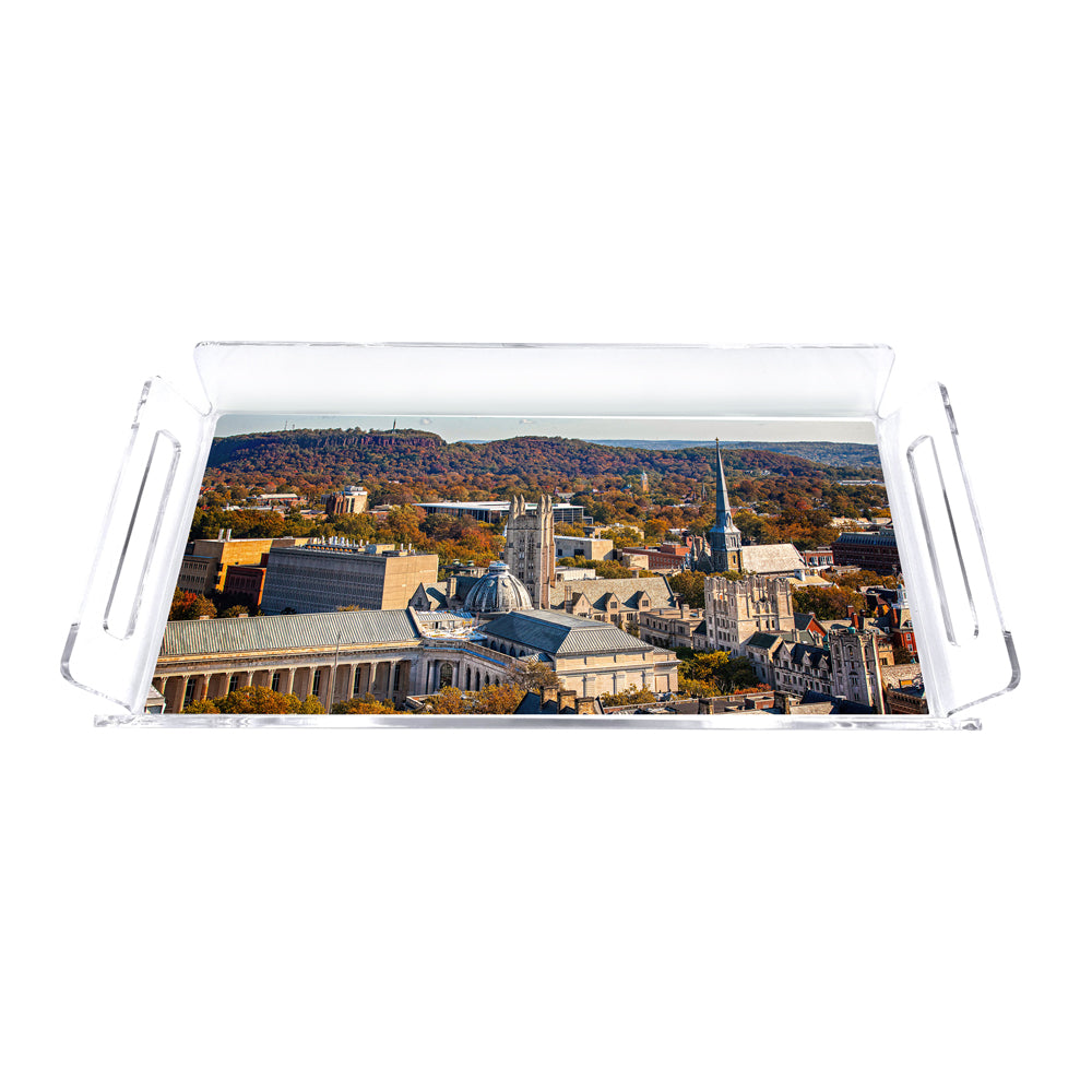 Yale Bulldogs - Yale Autumn Aerial Tray