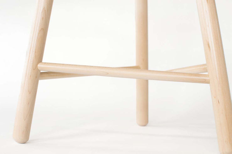 Three Legged Wooden Stool