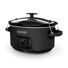 Load image into Gallery viewer, BLACK+DECKER 7-Quart Slow Cooker (Chalkboard Surface)