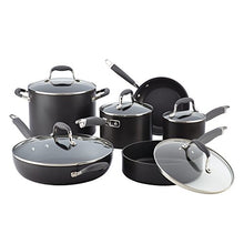 Load image into Gallery viewer, Anolon Advanced Hard-Anodized Nonstick 11-Piece Cookware Set, Gray