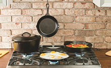Load image into Gallery viewer, Lodge L8DOL3 Cast Iron Dutch Oven with Dual Handles, Pre-Seasoned, 5-Quart
