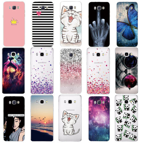 Cartoon Samsung Galaxy Phone Cases
