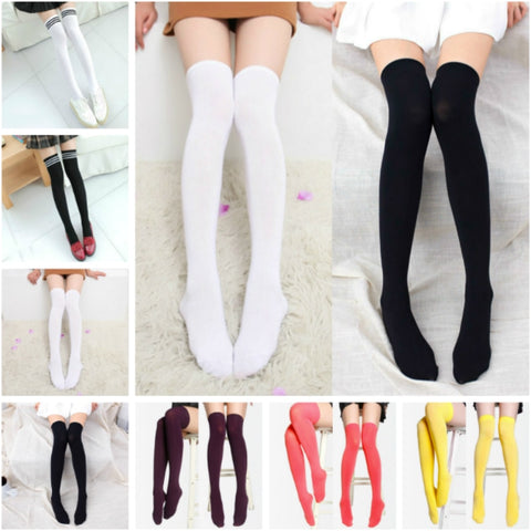 Overknee Anime Socks