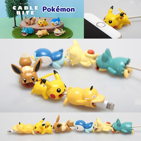 Pokemon - Cable Protector USB Charging Cable Bite