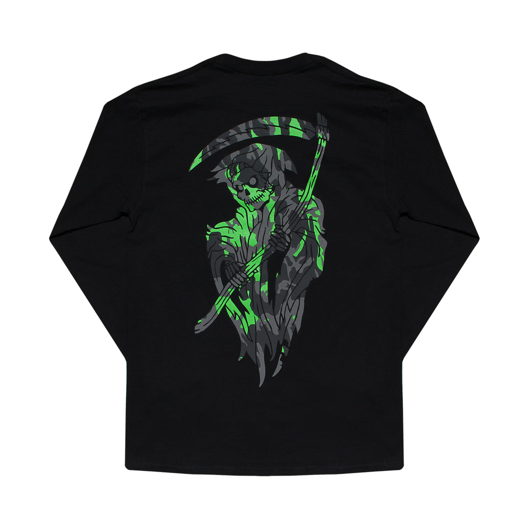 Reaper Camo Long Sleeve T-Shirt