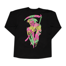 Load image into Gallery viewer, Tie Dye Reaper Longsleeve T-Shirt