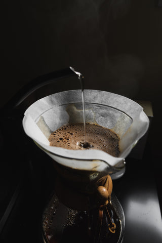 brewing small batch craft coffee roast beans