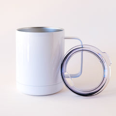 Custom tumbler mug with lid wholesale made in Arizona