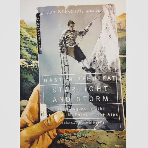 Reading list. Mountaineering and adventures of the first explorers