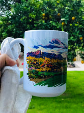 Load image into Gallery viewer, Custom 15 oz ceramic mug