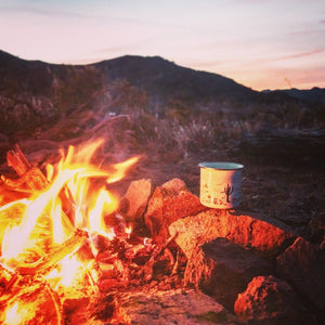 Arizona Desert Camp mug