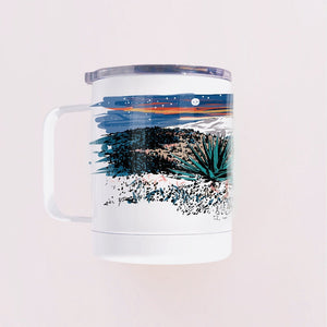 Custom 11 oz insulated tumbler mug