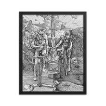 "Load image into Gallery viewer, Art Print - ""Vuelta Espana"""
