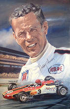 "Load image into Gallery viewer, Art Print - ""Bobby Unser""- the Iconic Visionary"