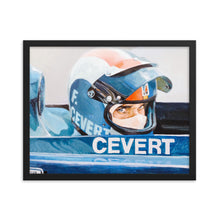 "Load image into Gallery viewer, Art Print - ""Francois Cevert. The eyes"""