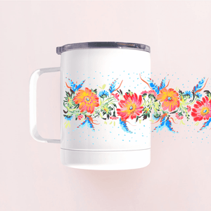 Coffee Mug - Ukraine to AZ with love