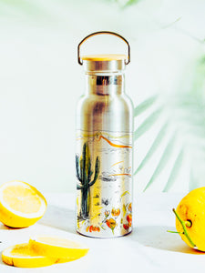 Arizona Desert Insulated Water Bottle
