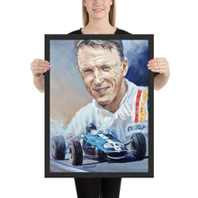 "Load image into Gallery viewer, Art Print - ""Dan Gurney"""