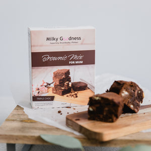 Triple Choc Brownie Mix