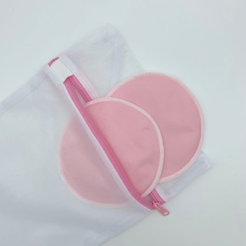 Wash Bag for Reusable Breastpads