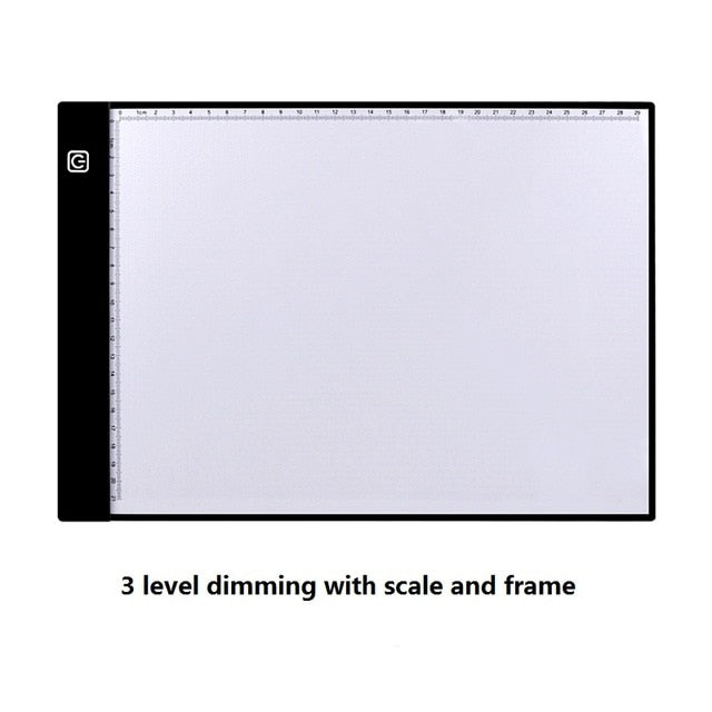 A4 LED Light Tablet Graphic Writing