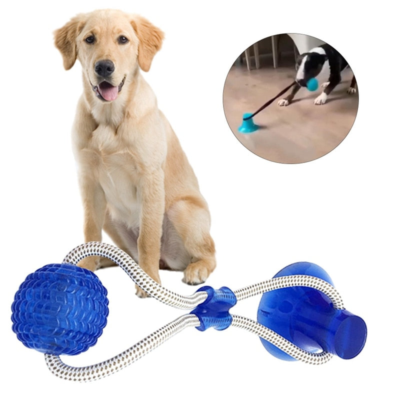 Pet Molar Teeth Cleaning Toy