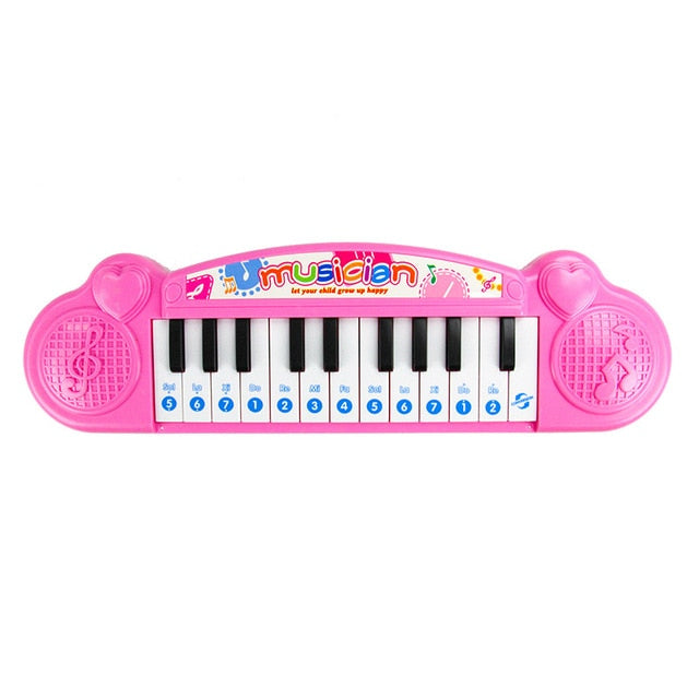 Keyboard Music Toy - Lynne & Trends