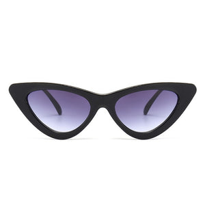 Retro Cat Eye Sunglasses - Lynne & Trends