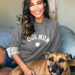 Tracy Dog and Chic Mom Hoodie - Lynne & Trends