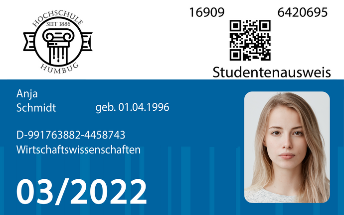 Studentenausweis - ID Direct