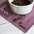 Cotton Canvas Feeding Mat