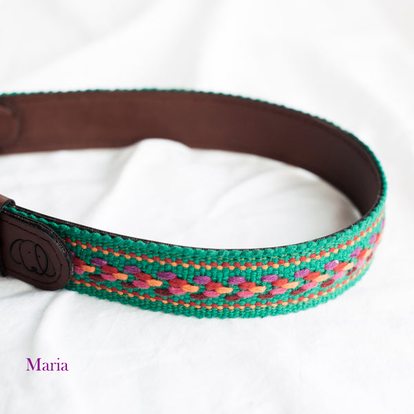 Large Hand Woven Collars