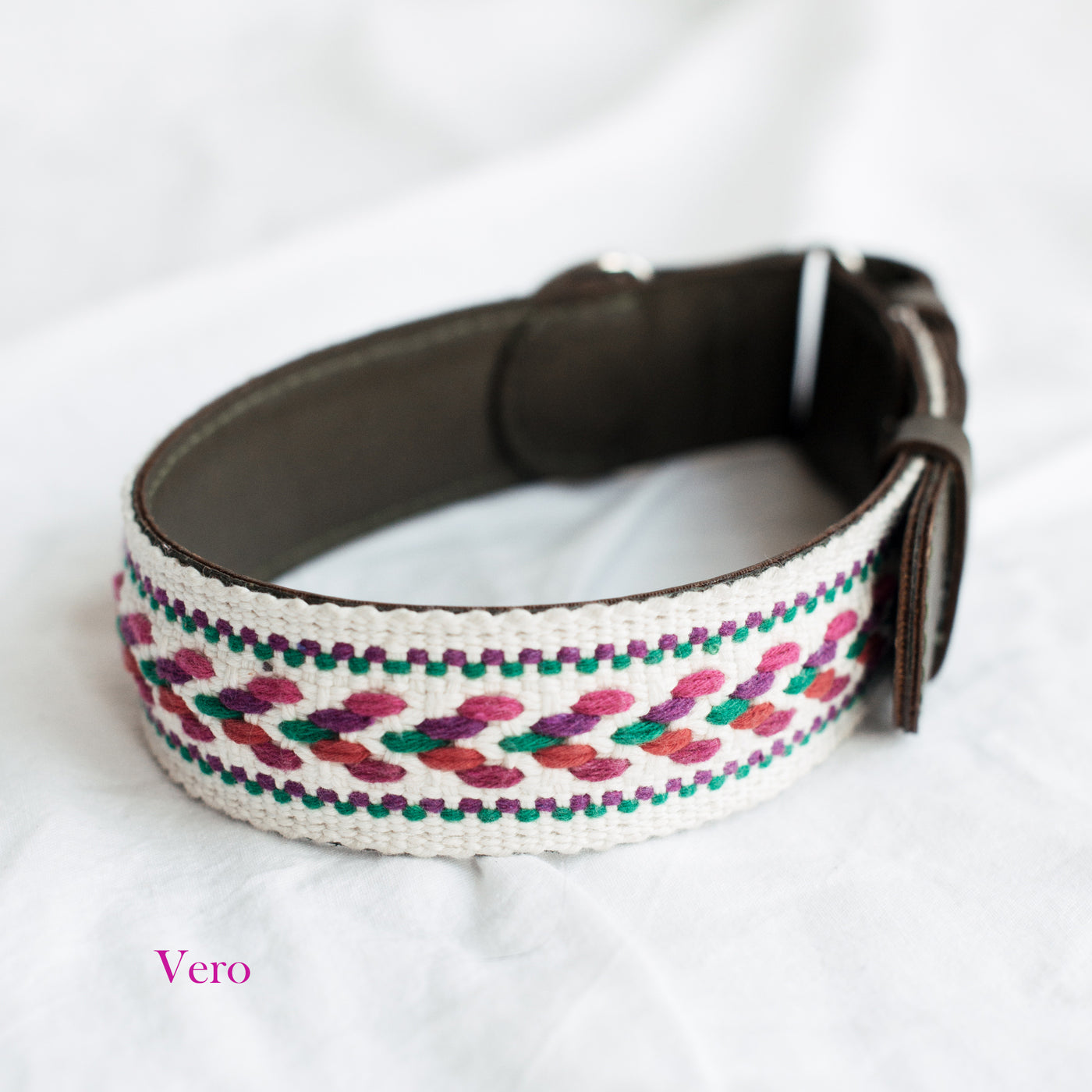 Small Hand Woven Collars