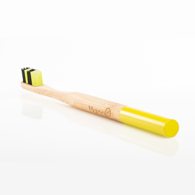 Save The Bees Bamboo Toothbrush