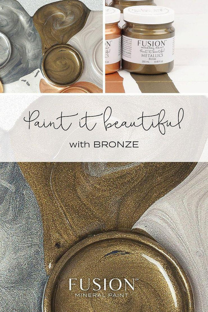 Metallic Finishes:Bronze 37ml
