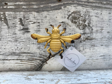Bee drawer knobs
