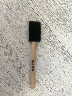 "1"" foam brush"