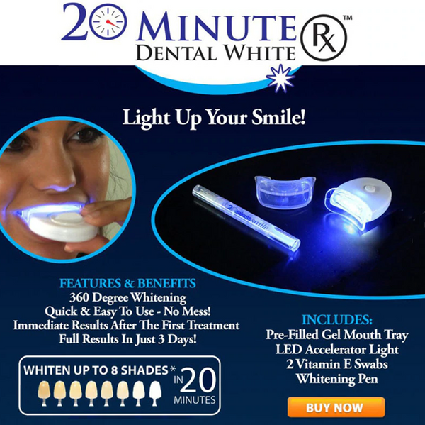 Dental White 20 Minute