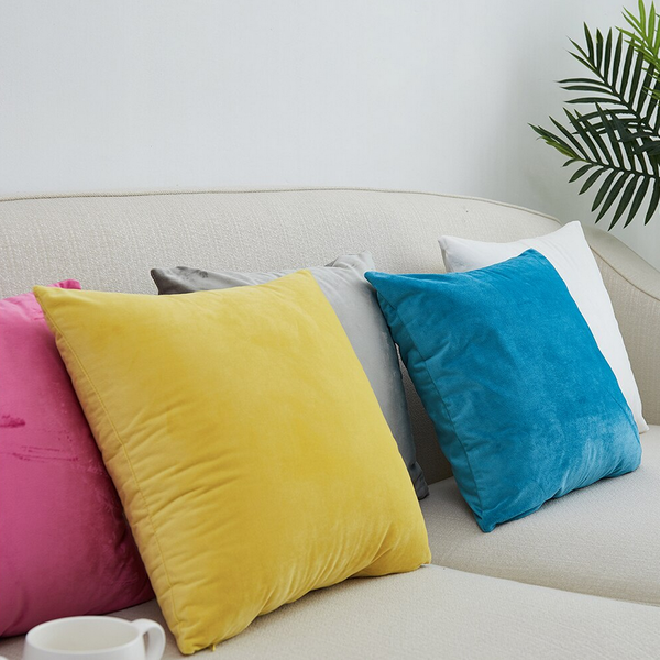 Coussin Velour