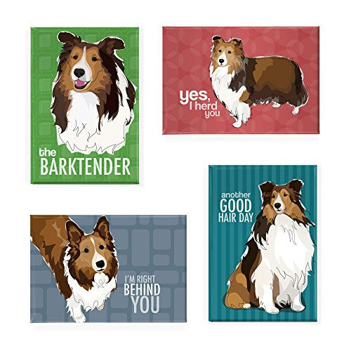 Sheltie Gift Set