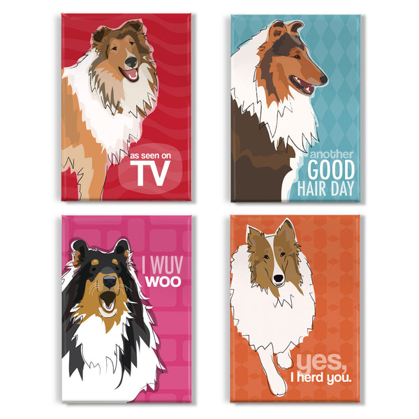 Collie Gift Set